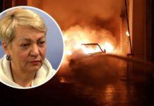 """""""Лига смеха"""" устроила посмешище над сгоревшим домом Гонтаревой - today.ua"""