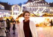 Олена Зеленська показала дух Різдва - today.ua