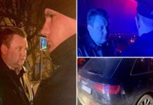 П'яний екс-прокурор на Audi Q7 влаштував дебош у Києві - today.ua