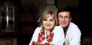 """""""Тільки ідіоти можуть в це повірити"""": Луценко прокоментував інформацію про """"втечу"""" його дружини до Лондона - today.ua"""