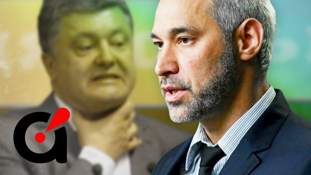 Порошенку загрожує кримінальна відповідальність: Генпрокурор Рябошапка зробив гучну заяву - today.ua