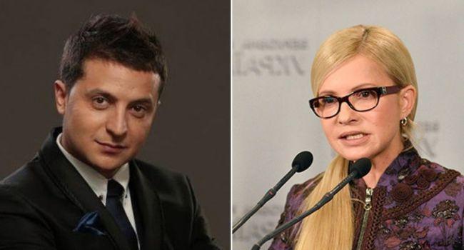 Тимошенко вымогает у Зеленского высокую должность - today.ua