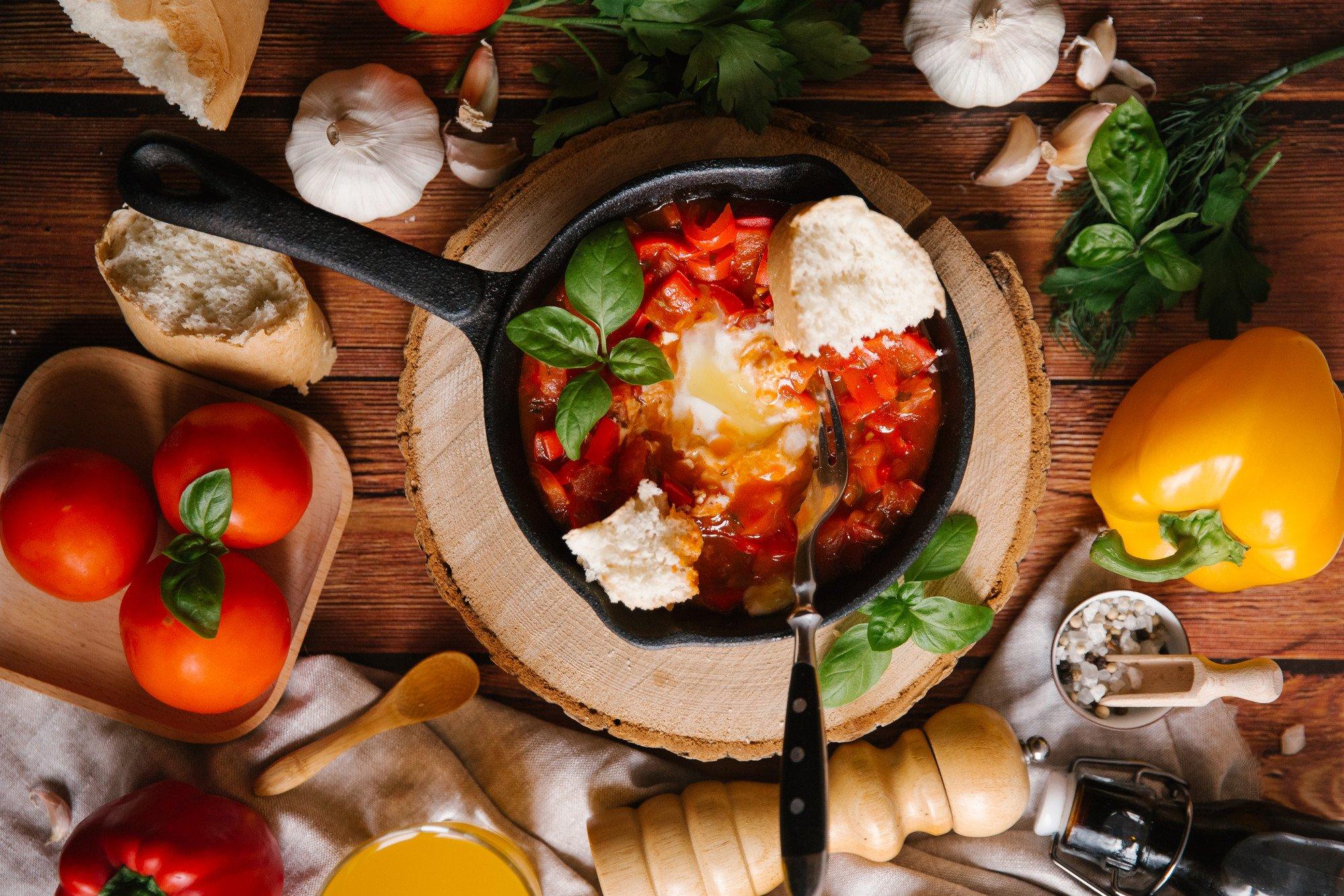 ТОП-5 легких рецептів смачної вечері