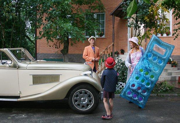 """&quotСваты"""" меняли автомобили, как перчатки: на каких авто ездили герои сериала - today.ua"""