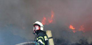 В России произошел сильный пожар на стратегически важном оборонном заводе - today.ua