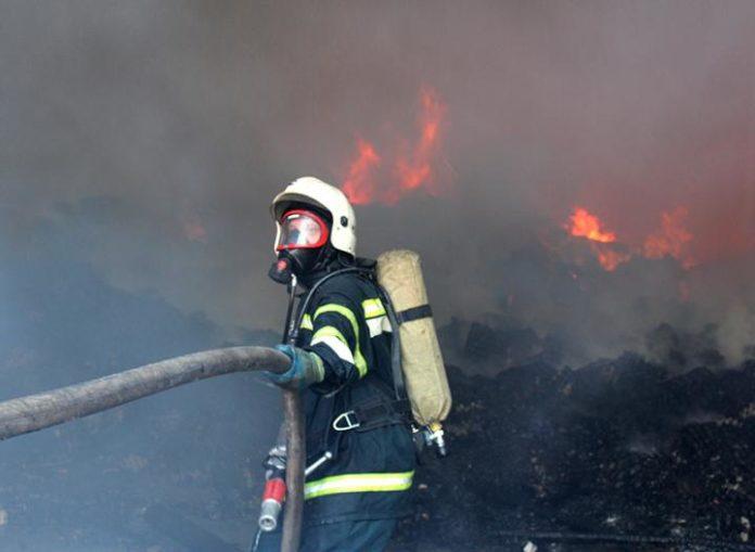 У Росії сталася сильна пожежа на стратегічно важливому оборонному заводі - today.ua