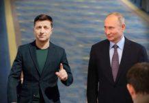 Путин засыпал Зеленского комплиментами - today.ua