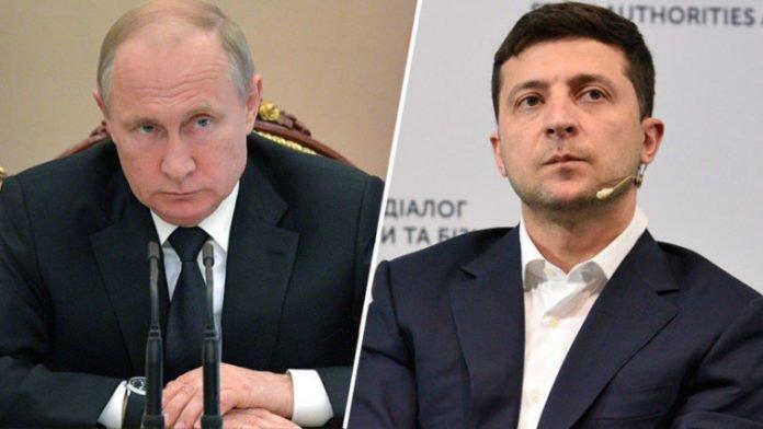 Названа новая дата встречи Зеленского с Путиным - today.ua