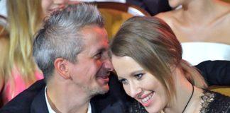 Собчак и Богомолов после свадьбы живут отдельно - today.ua