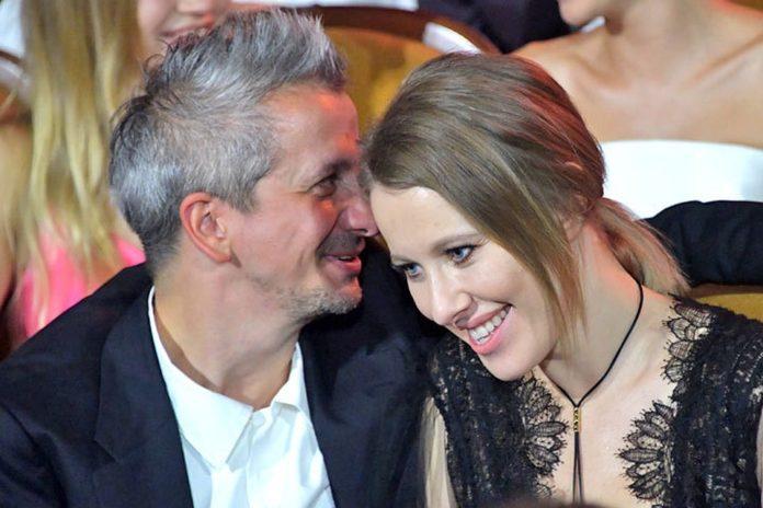 Собчак і Богомолов після весілля живуть окремо - today.ua