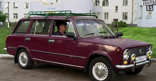 """""""Свати"""" міняли автомобілі, як рукавички: на яких авто їздили герої серіалу"""