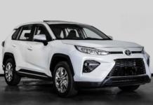 Toyota Rav 4 клонировали в Китае - получилось лучше оригинала - today.ua