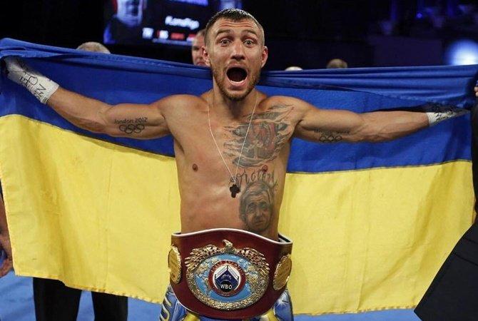 Ломаченко отримав рекордний гонорар за бій проти Кемпбелла