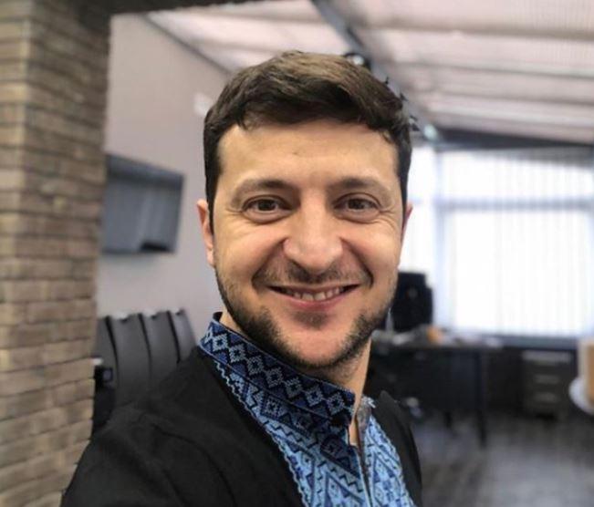 Зеленский назвал причину своей легкой небритости - today.ua
