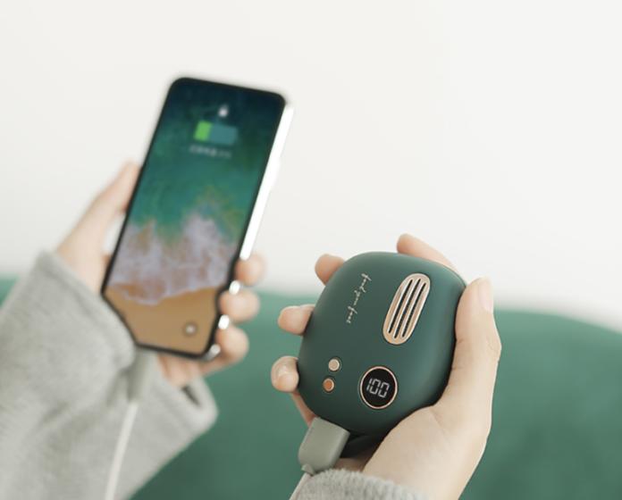 Xiaomi випустила милий Power Bank з функцією обігріву рук - today.ua