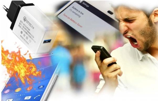 Швидка зарядка Xiaomi шкідлива для акумулятора смартфона - today.ua