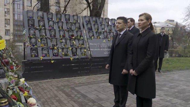 """&quotВиновным - наказание"""": Зеленский приказал увеличить группу следователей для расследования убийств на Майдане - today.ua"""