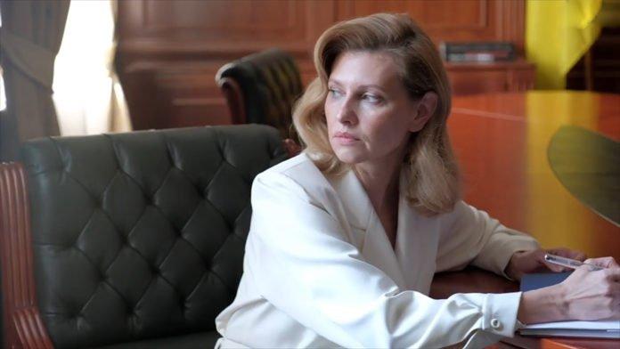 Vogue показав відео зі зйомок Олени Зеленської - today.ua