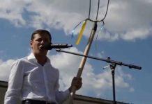 Сутички під Радою: Ляшко пообіцяв винести владу на вилах - today.ua