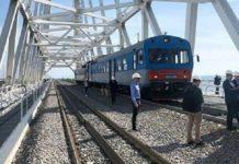 Военная логистика: для чего оккупанты запустили поезд по Крымскому мосту - today.ua