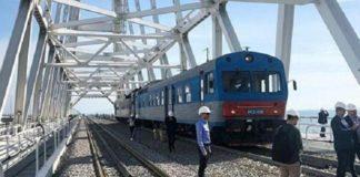 """Військова логістика: для чого окупанти запустили потяг по Кримському мосту"""" - today.ua"""