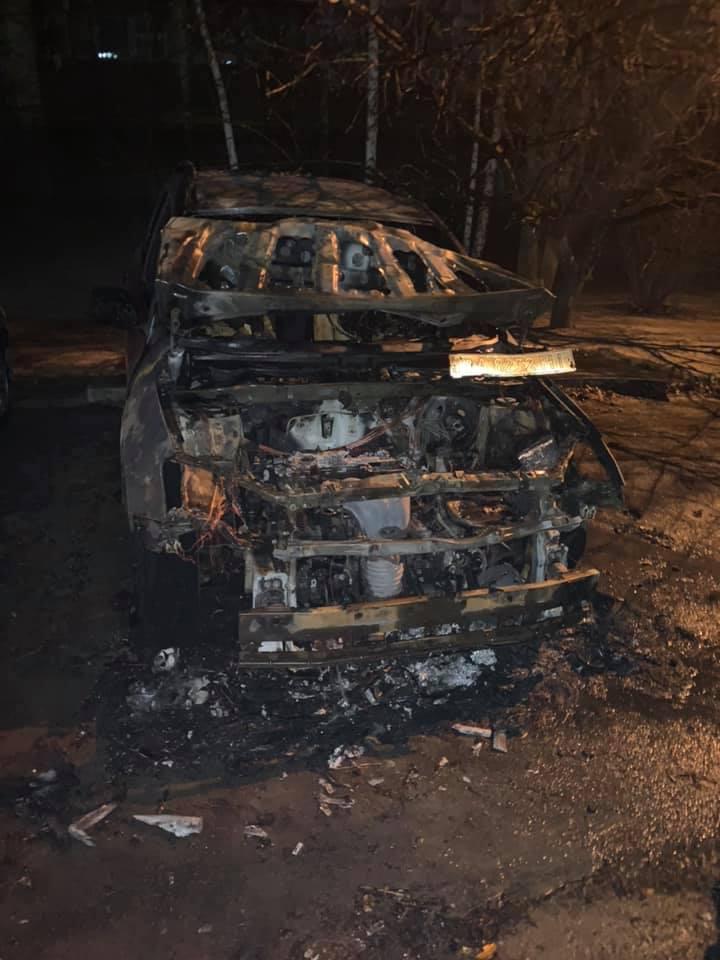 """""""Мені роками надходили погрози"""": відомій активістці підпалили авто"""