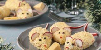 """""""Мыши"""" к праздничному столу: рецепт новогоднего салата - today.ua"""