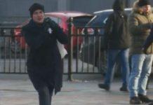 Савченко принесла на протест под Раду мешок с землей: появилось видео - today.ua
