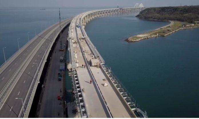 """&quotГотові приймати поїзди"""": окупанти добудували Кримський міст і дають йому 100 років - today.ua"""