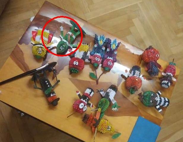 Савченко порушила заборону на георгіївські стрічки (фото)