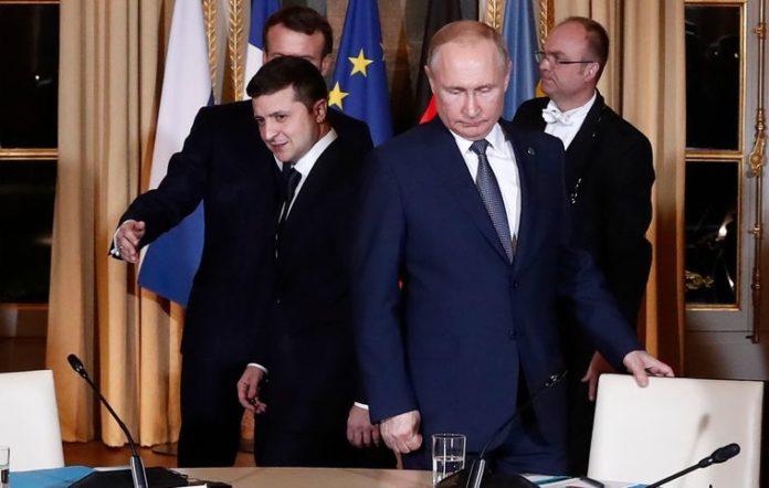 Путин и Зеленский не встретились: в Кремле назвали причины - today.ua