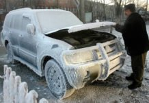 5 причин, почему двигатель не заводится в мороз - today.ua