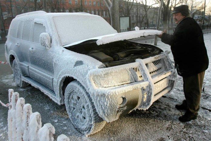 5 причин, чому двигун не заводиться в мороз - today.ua