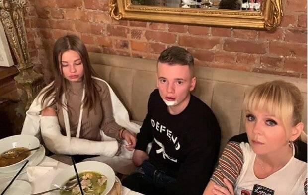 За кермом була дівчина: син Валерії та Пригожина потрапив в жахливе ДТП - today.ua
