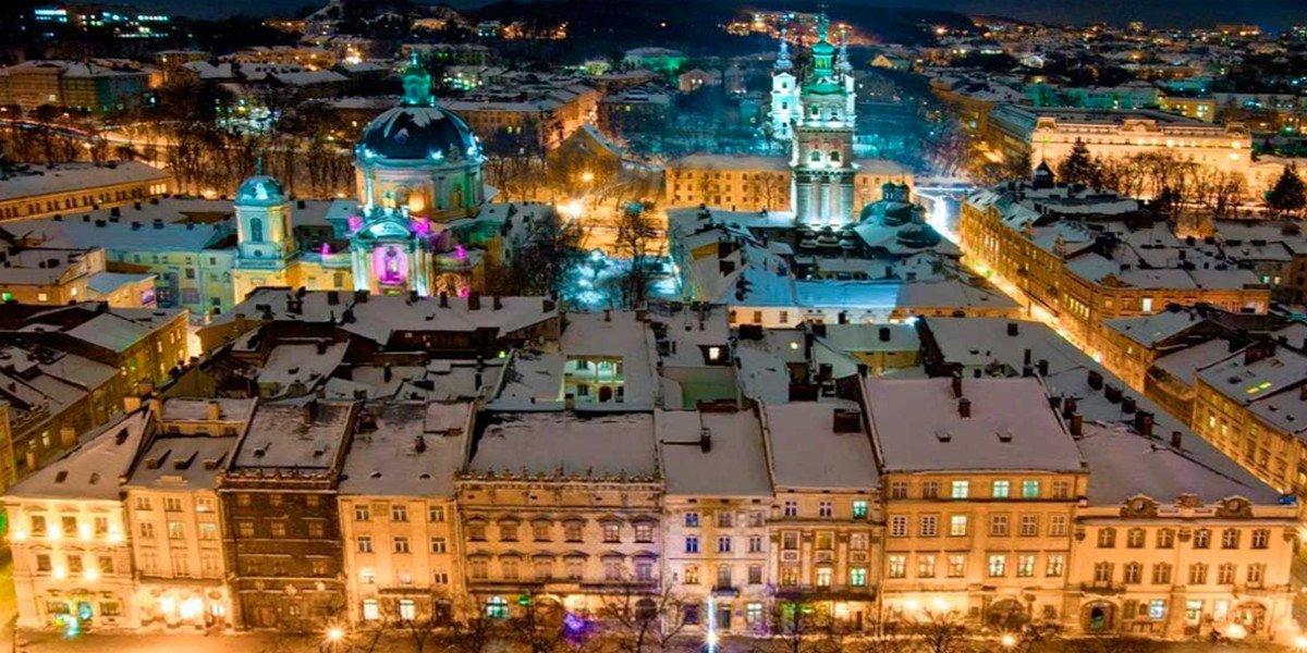Де зустріти Новий рік в Україні: найкращі місця і ціни