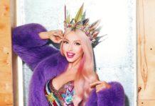 Оля Полякова зачинилася в одній гримерці з костюмером: зірка розповіла, як пропустила Новий рік - today.ua