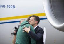 Зеленського назвали політиком року, а головною подією - звільнення моряків - today.ua