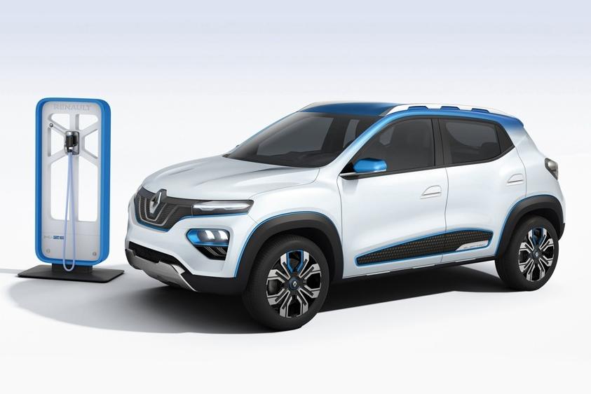 Электромобиль на базе Renault Duster будут продавать за 15 тыс. долларов