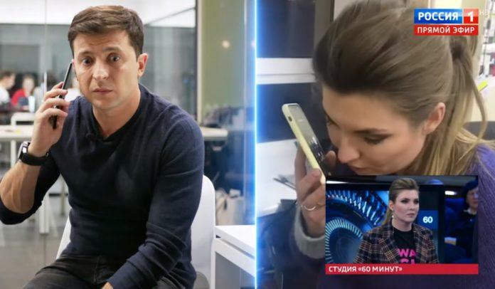 """&quotЦе справді я, це не розіграш"""": Скабєєва вибачилася перед Зеленським та зробила йому пропозицію - today.ua"""