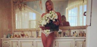 Як у труні лежить: Волочкова невдало похизувалась вигаданим коханцем - today.ua
