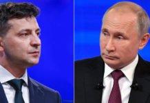 Обмінялися люб'язностями по телефону: Зеленський і Путін привітали один одного з Новим роком - today.ua