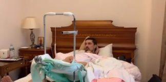 Можуть ампутувати ногу: Діма Білан відверто розповів про серйозні проблеми зі здоров'ям - today.ua