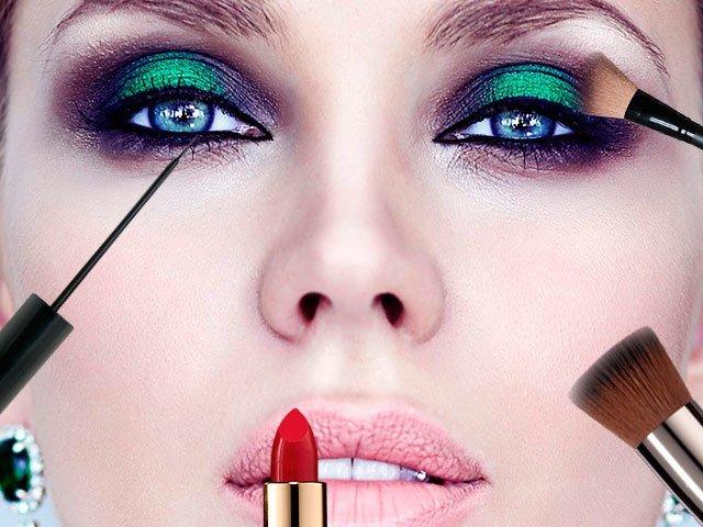 Хайлайтер, персиковые румяна и жидкая помада: главные тренды макияжа 2020 - today.ua