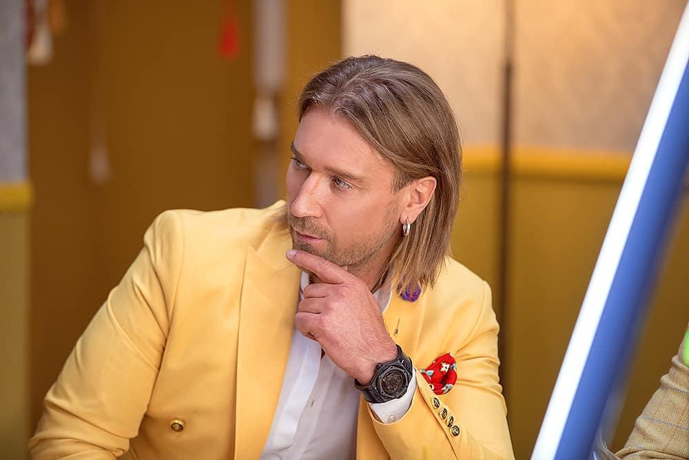 """Справжня блондинка: Олег Винник назвав ім'я головної """"Вовчиці"""" у своєму житті"""