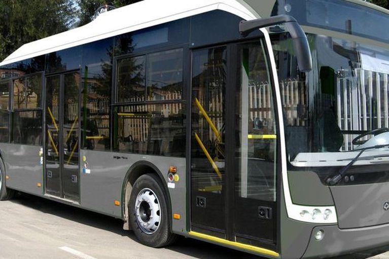 """""""Богдан"""" розробив електричний автобус, який не іржавіє - today.ua"""