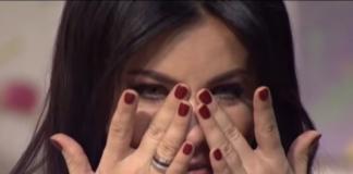 Знову заміж? Ані Лорак вийшла в світ з каблучкою на пальці - today.ua