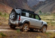 У нового Land Rover Defender появится бюджетная версия - today.ua