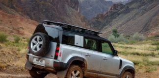 У нового Land Rover Defender з'явиться бюджетна версія - today.ua