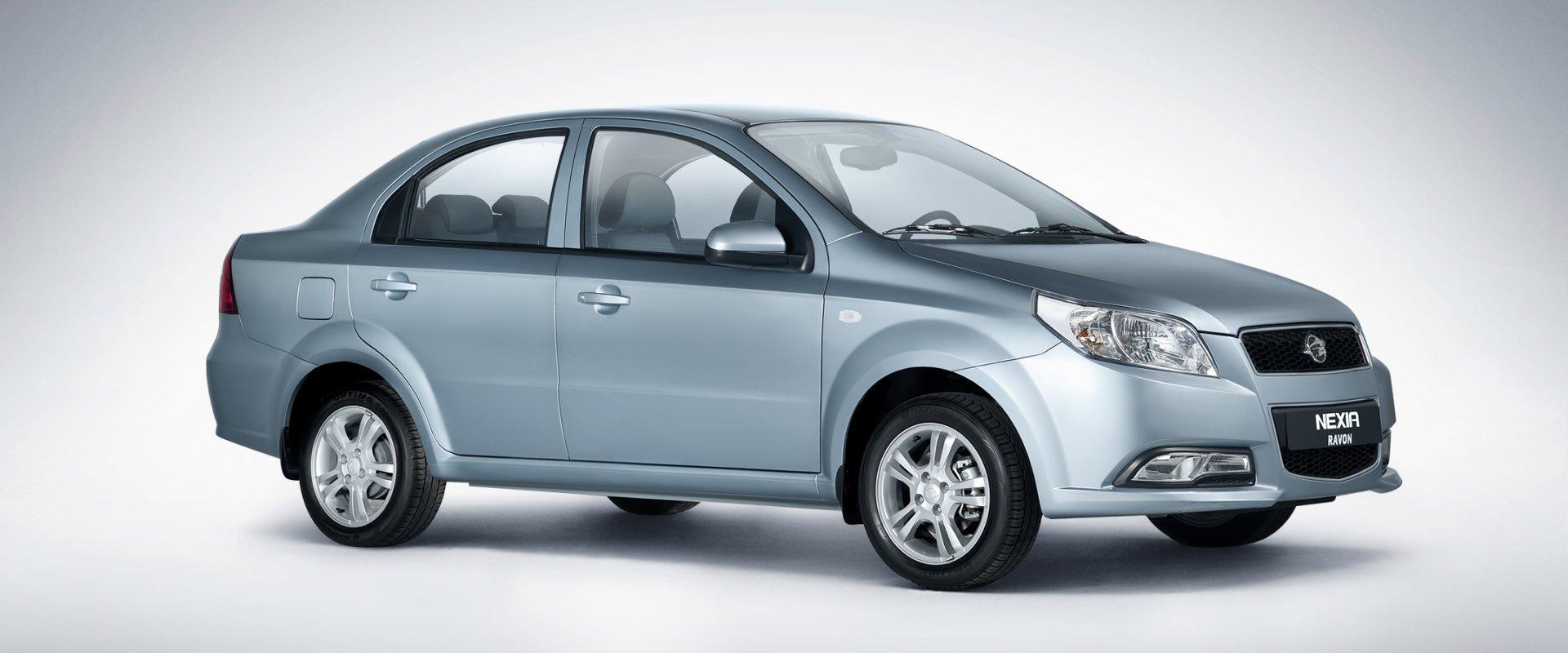 ТОП-5 найдешевших нових автомобілів в Україні