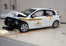 Розбили новий VW Golf - результати здивували - today.ua